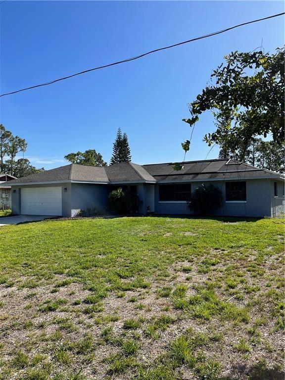 733 David Laird Lane, Lehigh Acres, FL 33974 - #: 221028463