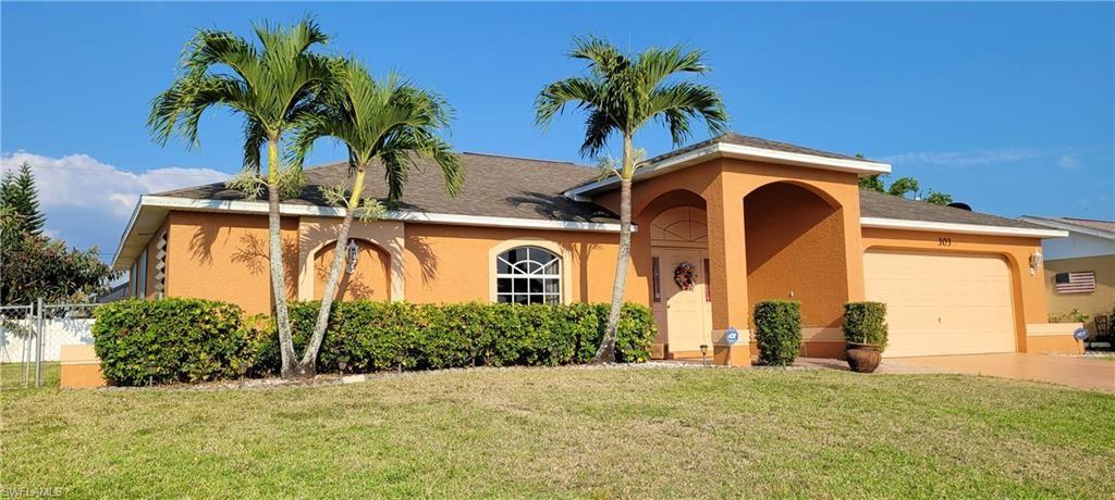 303 NE 13th Avenue, Cape Coral, FL 33909 - #: 221041467