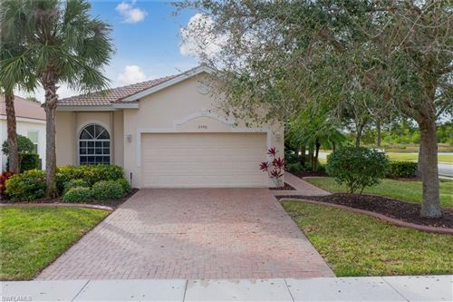 Photo of 2596 Deerfield Lake Court, CAPE CORAL, FL 33909 (MLS # 221001470)