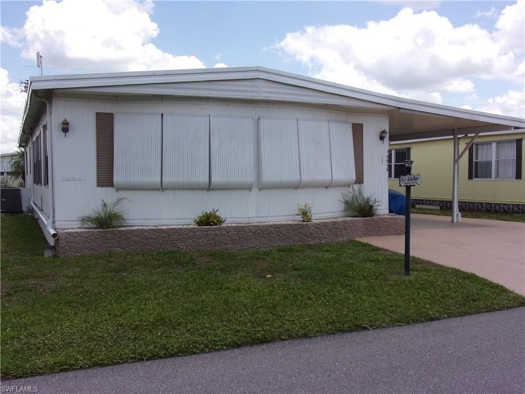 14502 Nathan Hale Lane, North Fort Myers, FL 33917 - #: 221036470