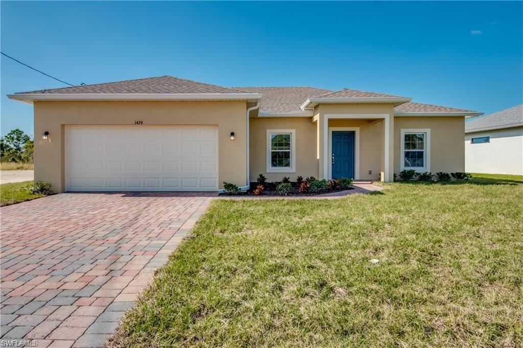 1424 SW 17th Avenue, Cape Coral, FL 33991 - #: 220058472