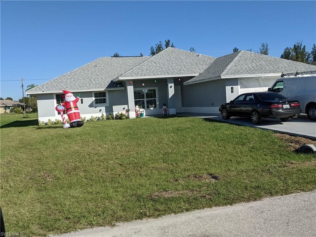 3400 NW 3rd Street, Cape Coral, FL 33993 - #: 220077472