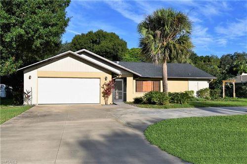 Photo of 5550 Burnham Court, NORTH FORT MYERS, FL 33903 (MLS # 220039475)