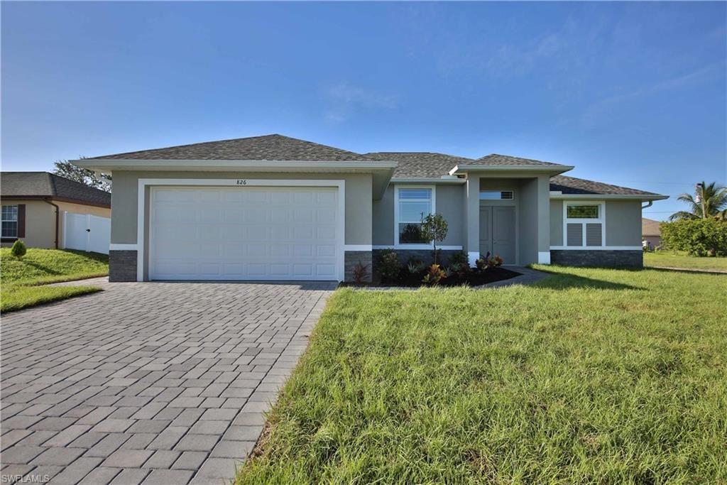 1450 NW 1st Street, Cape Coral, FL 33993 - #: 221042485