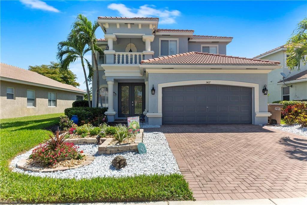 3417 Dandolo Circle, Cape Coral, FL 33909 - #: 220030489