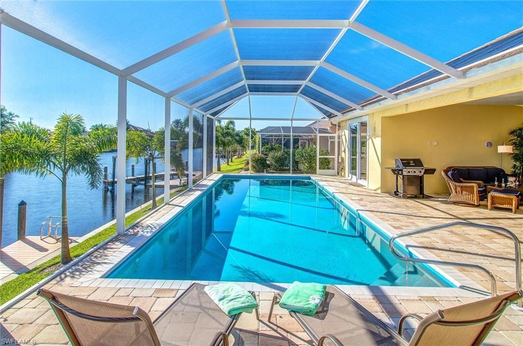 1736 SW 50th Terrace, Cape Coral, FL 33914 - #: 220082489