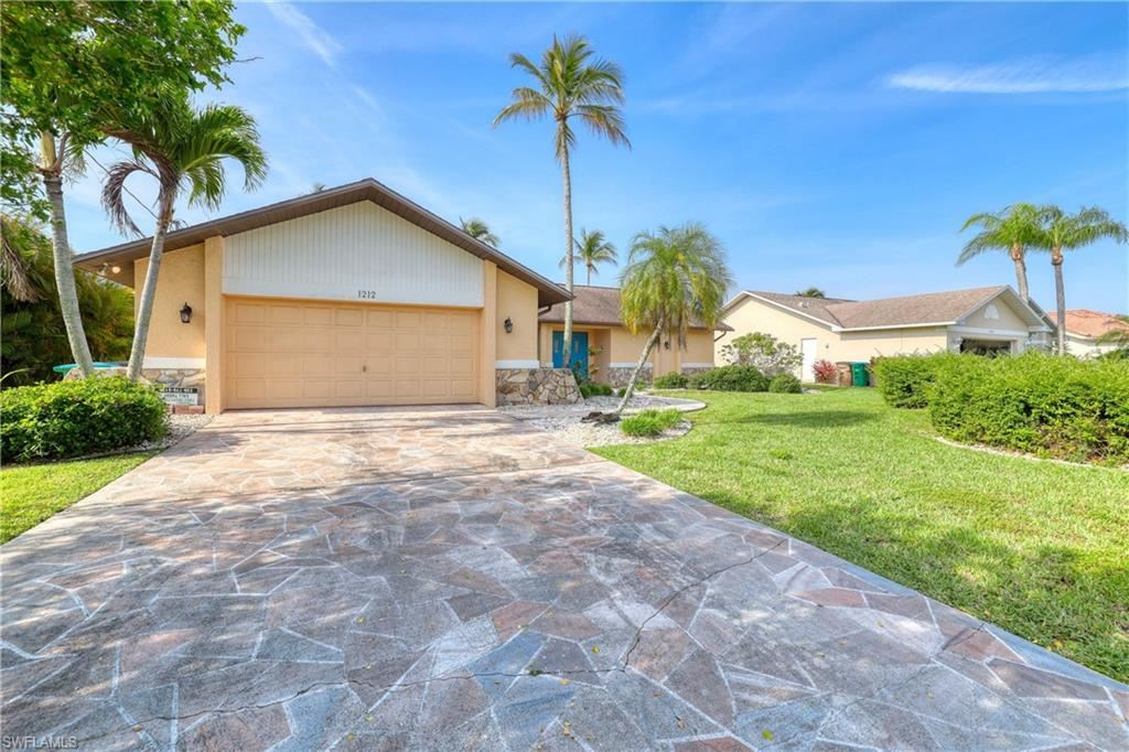1212 SW 52nd Street, Cape Coral, FL 33914 - #: 221031491
