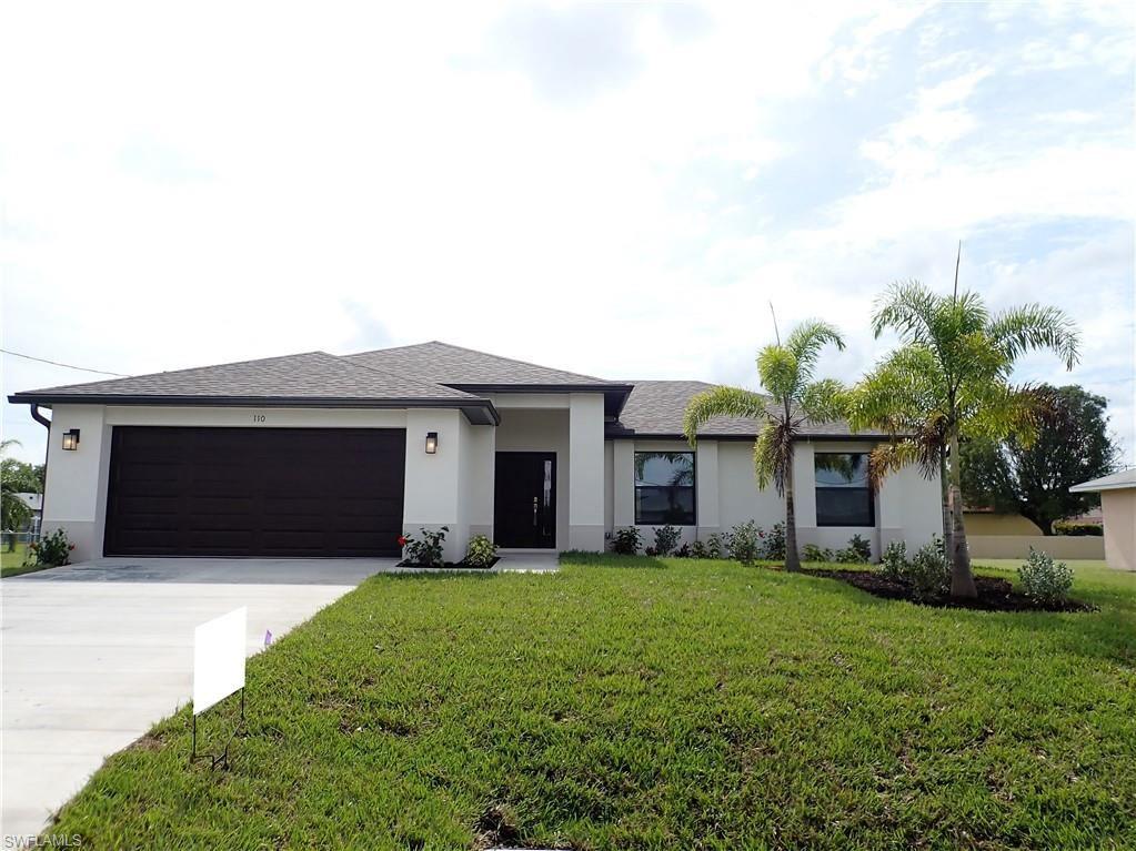 110 SE 39th Street, Cape Coral, FL 33904 - #: 220047492
