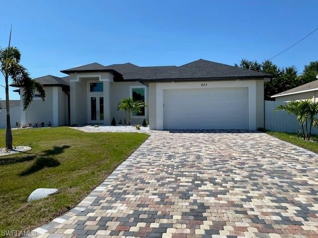 433 NW 1st Street, Cape Coral, FL 33993 - #: 221036502