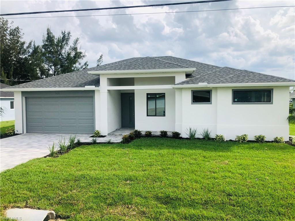 628 SW 12th Terrace, Cape Coral, FL 33991 - #: 220066510