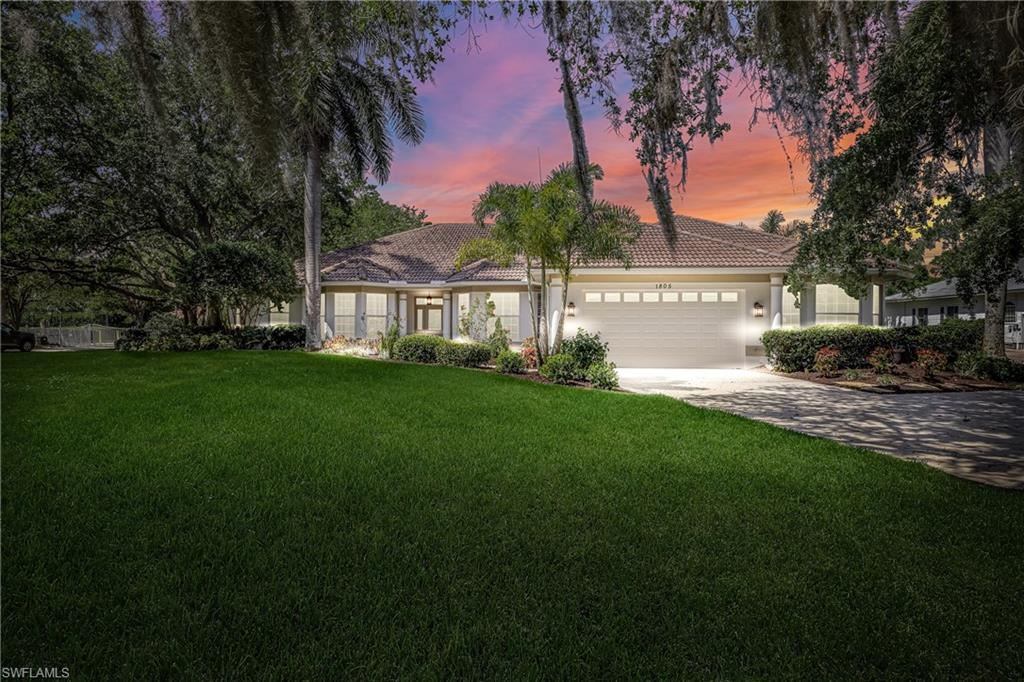 1805 Piccadilly Circle, Cape Coral, FL 33991 - MLS#: 221027512