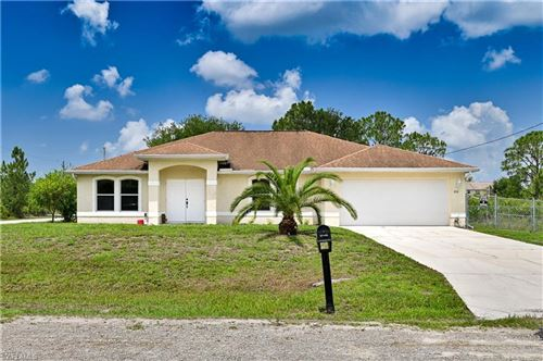 Photo of 822 Aiken Avenue, LEHIGH ACRES, FL 33974 (MLS # 220034517)