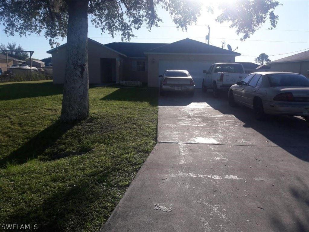 595 Bell Boulevard S, Lehigh Acres, FL 33974 - #: 219061518