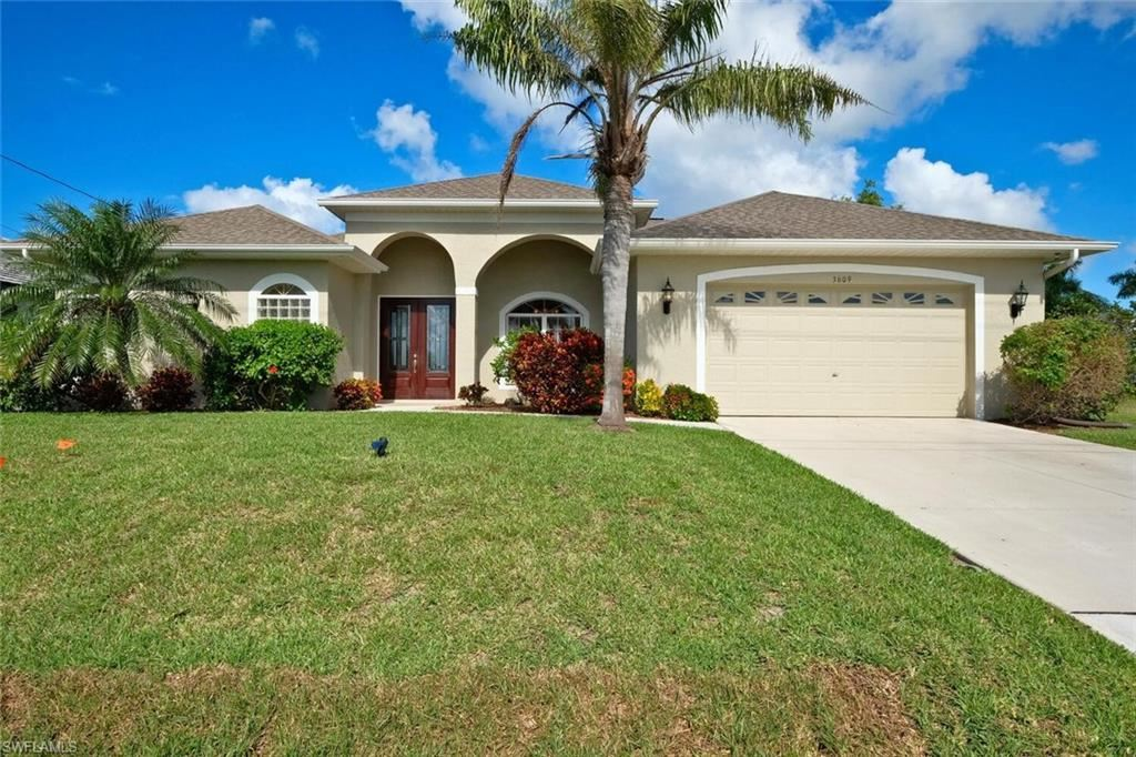3609 Embers Parkway W, Cape Coral, FL 33993 - #: 220074519
