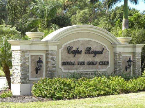 Photo of 11771 Royal Tee CIR, CAPE CORAL, FL 33991 (MLS # 217026520)