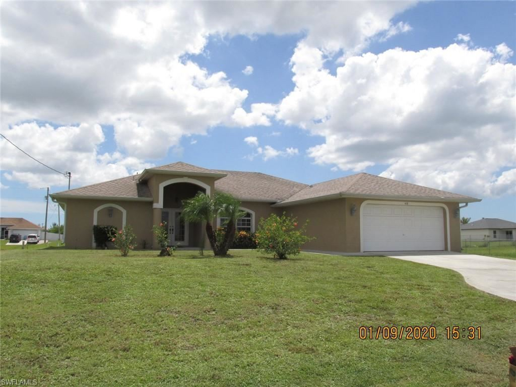 418 NW 21st Terrace, Cape Coral, FL 33993 - #: 220055527