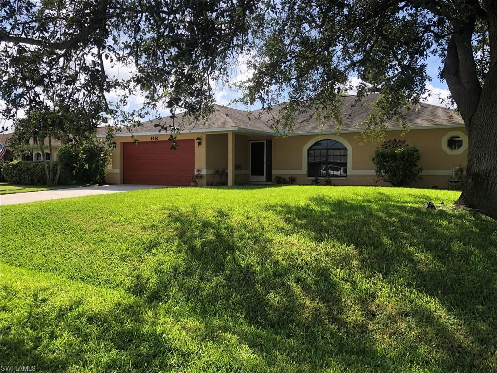 1416 SE 15th Street, Cape Coral, FL 33990 - #: 220069534