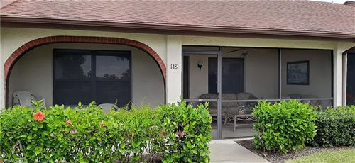 Photo of 11421 Caravel Circle #3148, FORT MYERS, FL 33908 (MLS # 219077535)