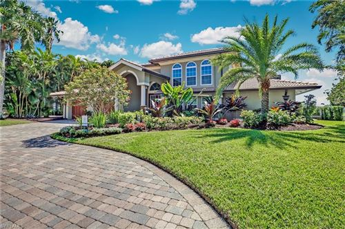 Photo of 854 Cypress Lake Circle, FORT MYERS, FL 33919 (MLS # 220001536)