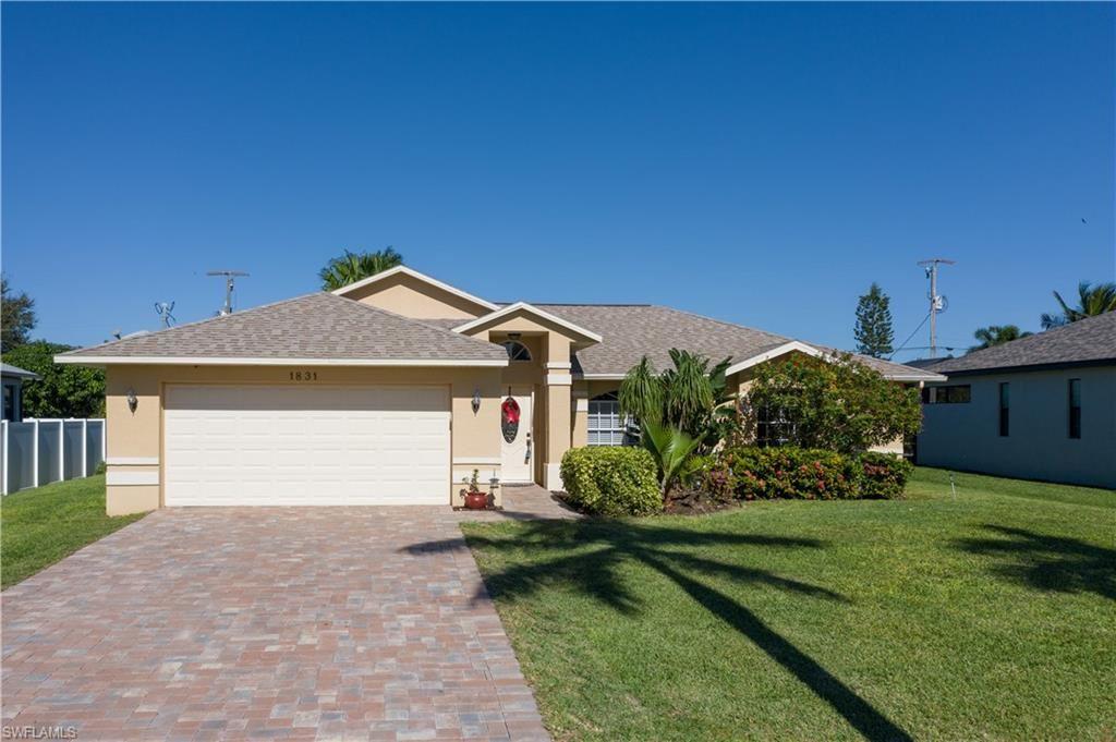 1831 SW 40th Terrace, Cape Coral, FL 33914 - #: 220081539