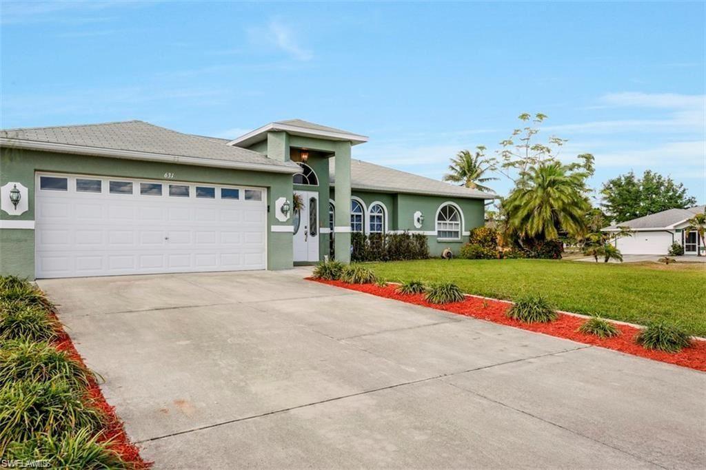 631 SE 1st Terrace, Cape Coral, FL 33990 - #: 220032540