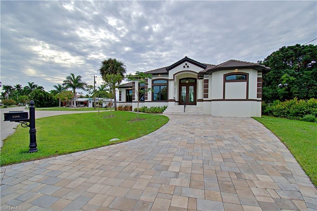 5266 Nautilus Drive, Cape Coral, FL 33904 - #: 221000540