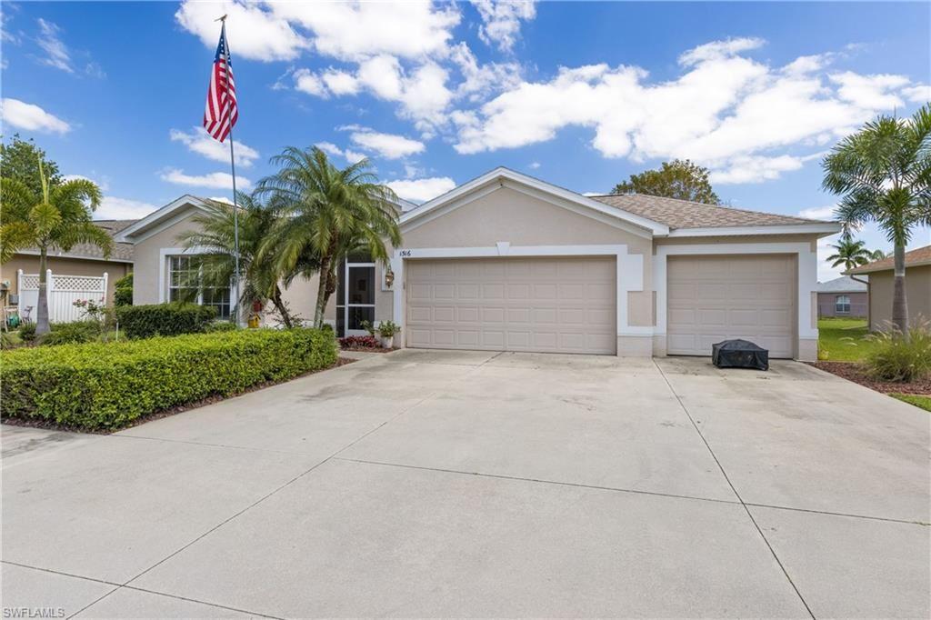 1516 Graduate Court, Lehigh Acres, FL 33971 - #: 221018541