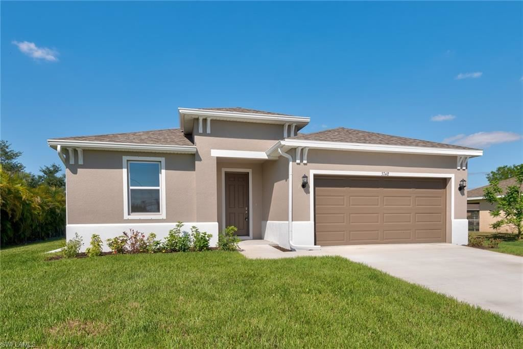 3748 NE 13th Place, Cape Coral, FL 33909 - #: 219076543
