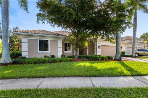 Photo of 9030 Paseo De Valencia Street, FORT MYERS, FL 33908 (MLS # 220006544)