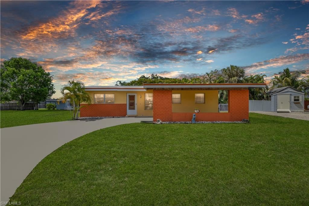 4630 Meridian Circle, North Fort Myers, FL 33903 - #: 221041549