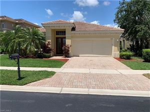 Photo of 9270 Paseo De Valencia ST, FORT MYERS, FL 33908 (MLS # 219053561)