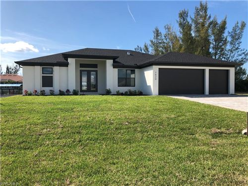 Photo of 1620 NW 38th Place, CAPE CORAL, FL 33993 (MLS # 220013565)