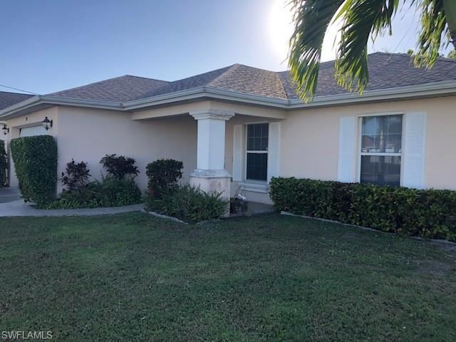 218 NW 27th Place, Cape Coral, FL 33993 - MLS#: 219079566