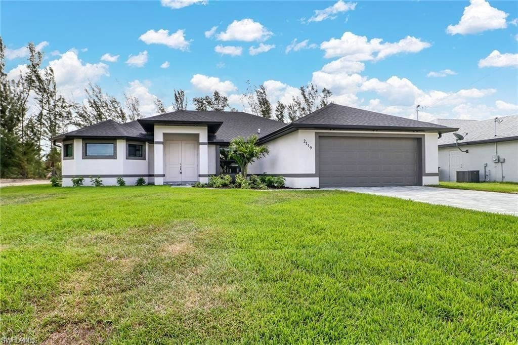 1649 Old Burnt Store Road N, Cape Coral, FL 33993 - #: 220058568