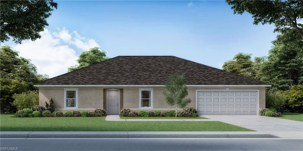 4104 2nd Street SW, Lehigh Acres, FL 33976 - #: 220070571