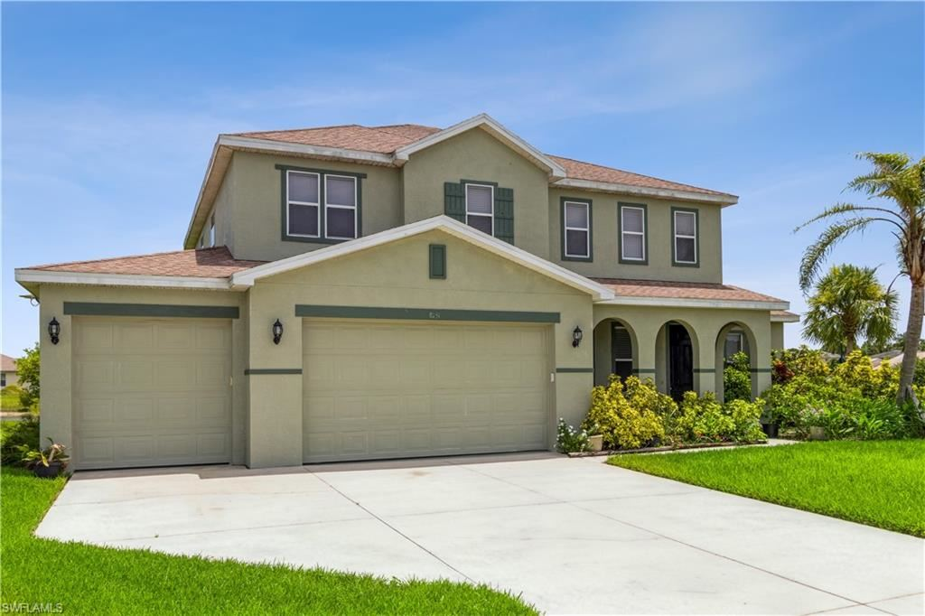 8151 Blue Daze Court, Lehigh Acres, FL 33972 - #: 221056572