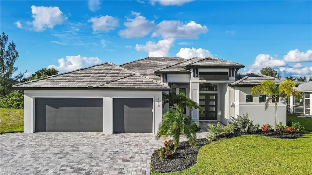 3613 Embers Parkway W, Cape Coral, FL 33993 - #: 221067572