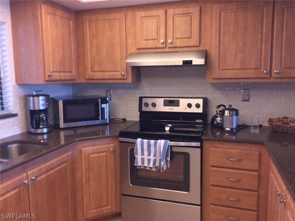 Photo of 4585 Trawler Court #203, FORT MYERS, FL 33919 (MLS # 220062573)