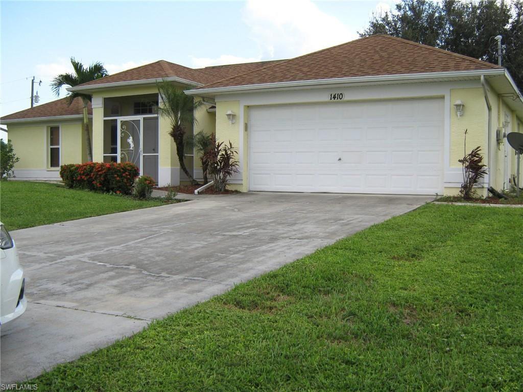 1410 SW 13th Street, Cape Coral, FL 33991 - #: 220066574
