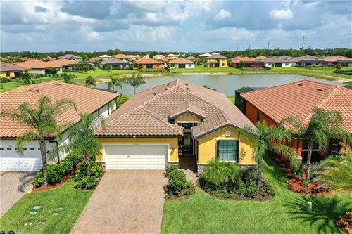 Photo of 12967 Broomfield Lane, FORT MYERS, FL 33913 (MLS # 220034577)