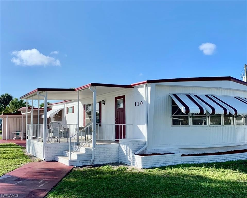 110 Conestoga Trail, North Fort Myers, FL 33917 - #: 220021580