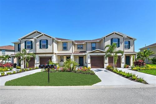 Photo of 6340 Brant Bay Boulevard #101, NORTH FORT MYERS, FL 33917 (MLS # 220049581)