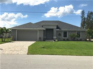 Photo of 3510 SW 15th AVE, CAPE CORAL, FL 33914 (MLS # 219014584)