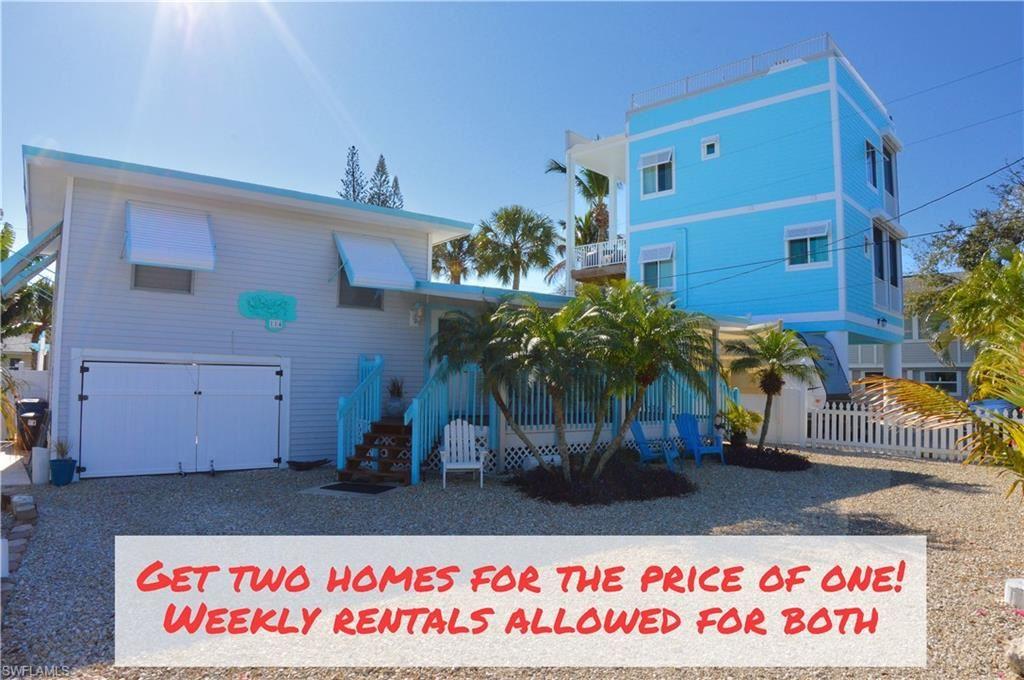114\/116 Voorhis Street, Fort Myers Beach, FL 33931 - #: 221006585