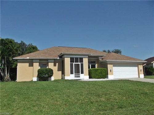 Photo of 554 Foxcreek Drive, LEHIGH ACRES, FL 33974 (MLS # 220043586)