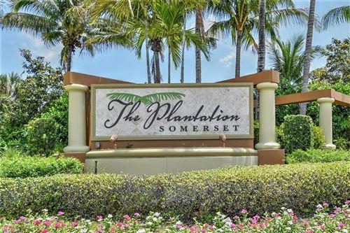 Photo of 12724 Gladstone Way, FORT MYERS, FL 33913 (MLS # 220028588)