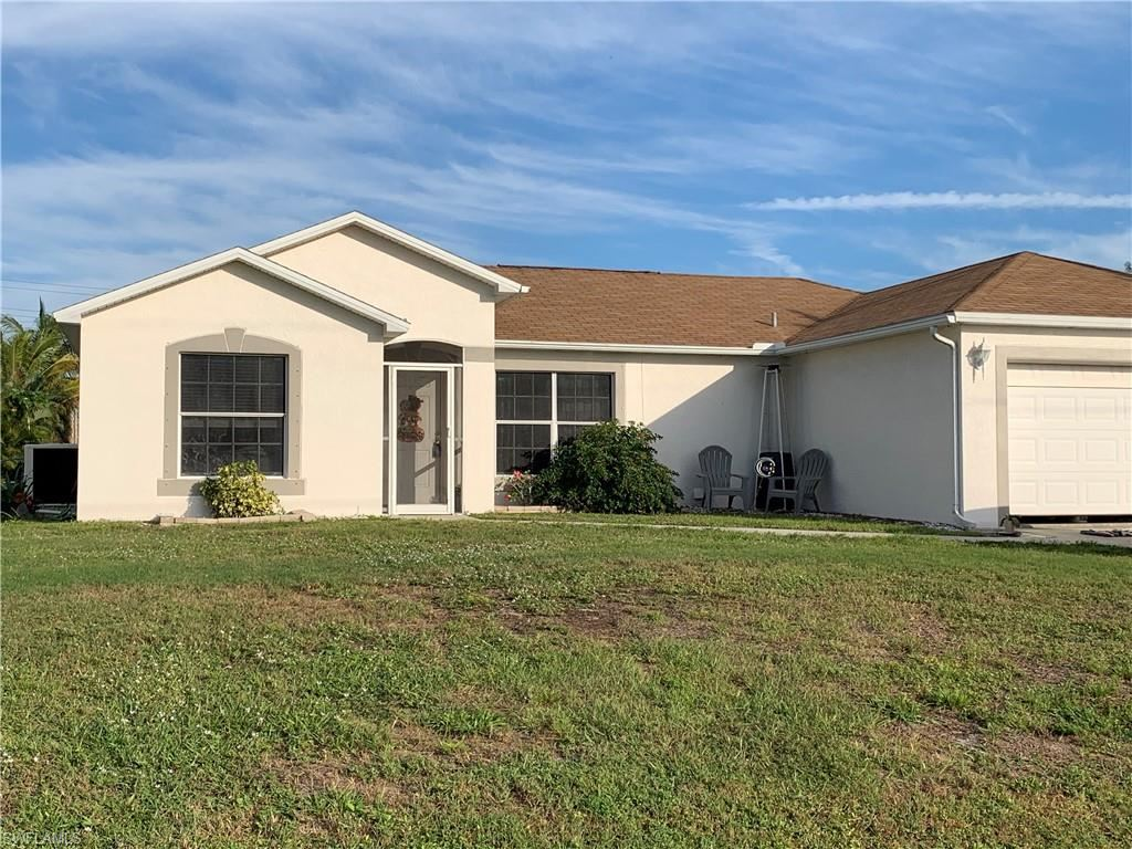 205 NW 24th Place, Cape Coral, FL 33993 - MLS#: 219035590