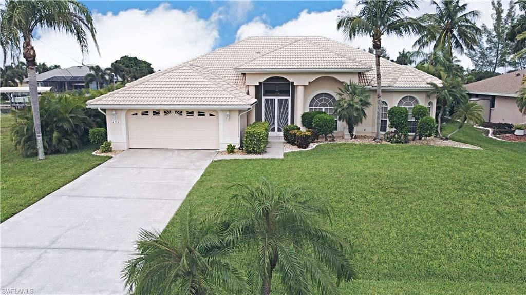 4126 SW 22nd Court, Cape Coral, FL 33914 - #: 221061593