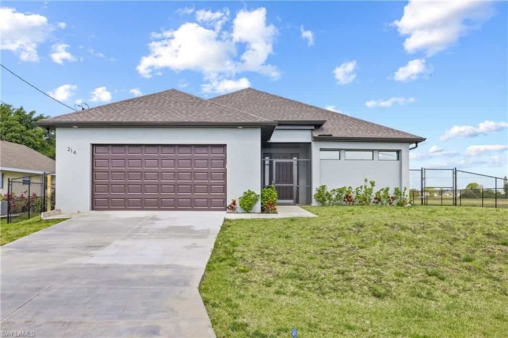 214 NW 19th Place, Cape Coral, FL 33993 - #: 221033594