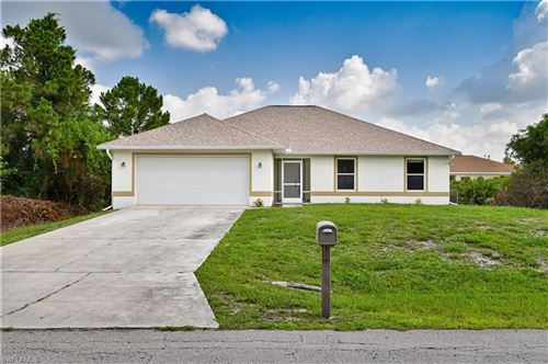 Photo of 2612 19th Street W, LEHIGH ACRES, FL 33971 (MLS # 220034596)